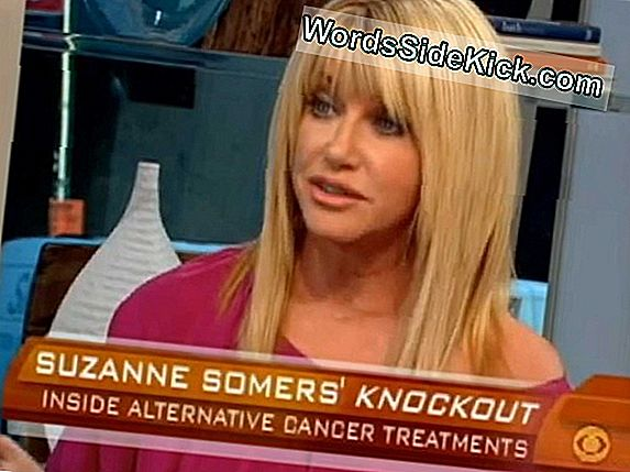 Suzanne Somers 'Health Advice Kan Være Farligt Forkert
