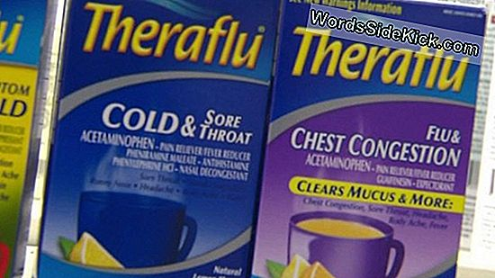Triaminic Og Theraflu Products Recalled