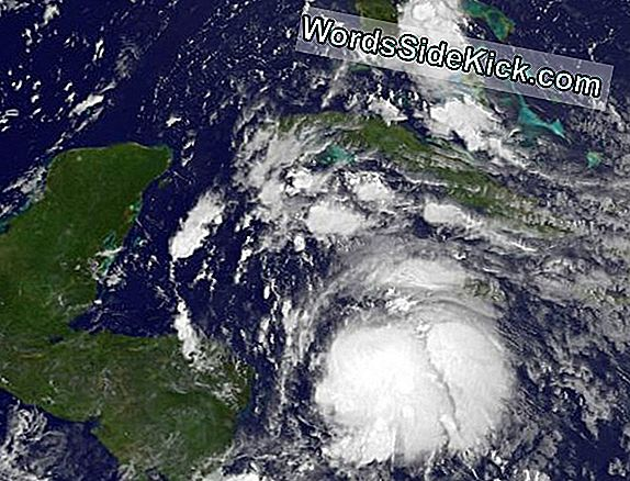 Ernesto Spotted By Satellite, Could Hurricane Worden