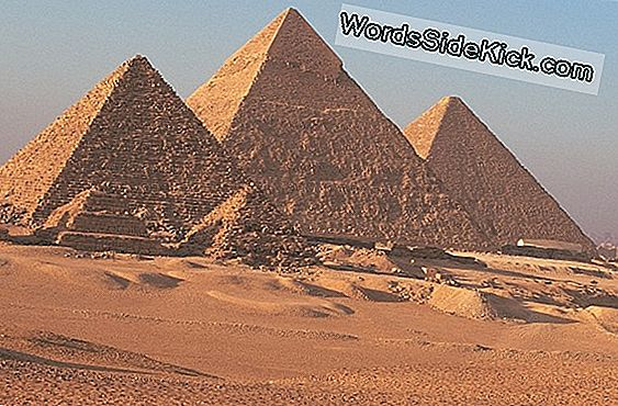Great Pyramid Shut Down After Rumours Of 11/11/11 Rituals
