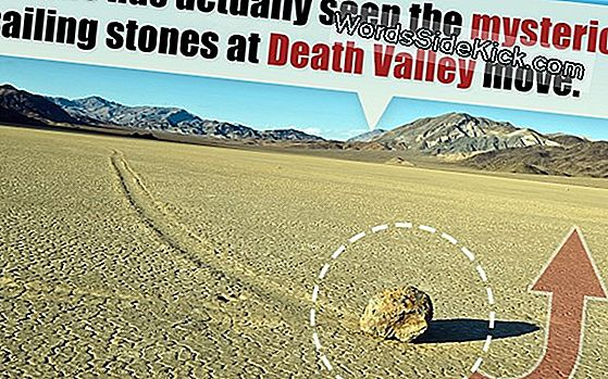 Mystery Of Death Valley 'Sailing Stones' Gelöst