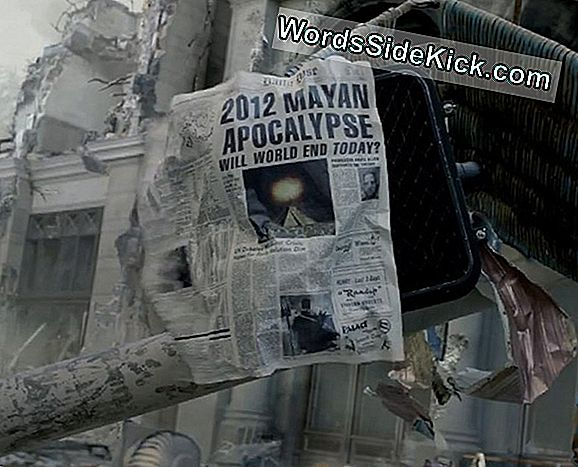 2012 Mayan Doomsday, Chevy Super Bowl Ad'A Ilham Verdi