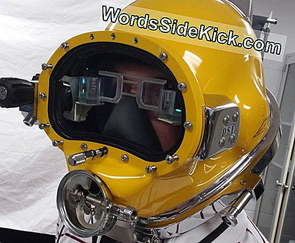 Augmented-Reality Diving Helmets Deltag I Us Navy