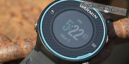 Garmin Forerunner 620: Gps Watch Review