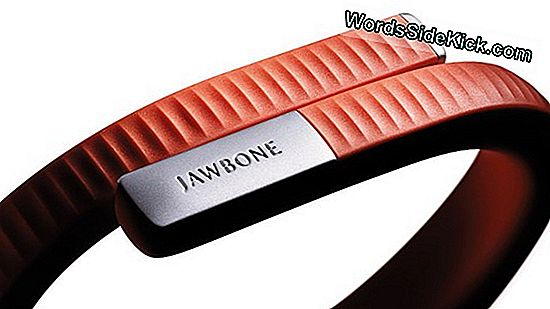 Jawbone Up Fitness Tracker Inceleme Taşı