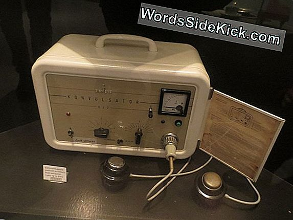 Shocking The Brain: Den Wild History Of Electroconvulsive Therapy