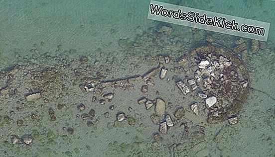 Ancient Naval Base For Epic Greek Battle Found