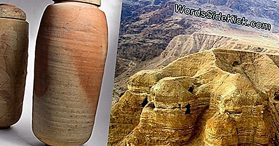 Qumran & The Dead Sea Scrolls