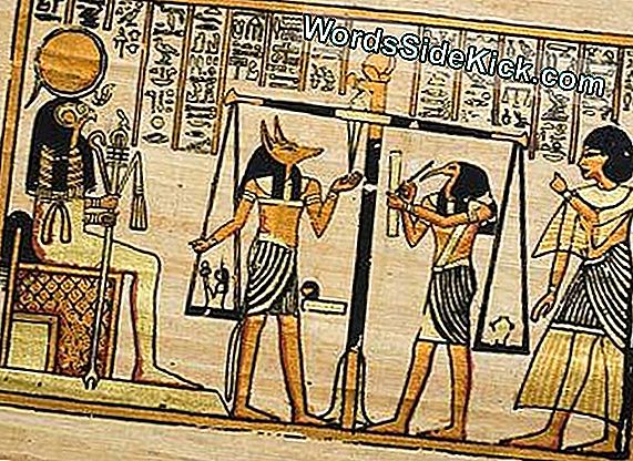 Gamle Egyptiske 'Magic Spell' Deciphered