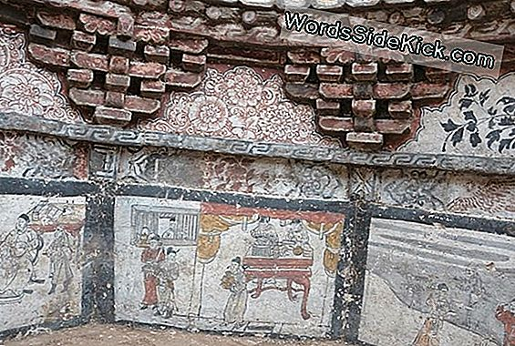 Ancient Octagon-Shaped Tomb Reveals Morbid Tales Fra Mongol-Ruled China