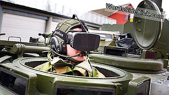 Hvordan Virtual Reality Military Applications Work