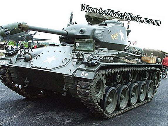 M-24 Chaffee Light Tank