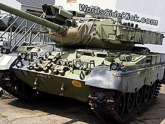 M-41 Walker Bulldog Light Tank