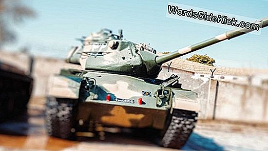 M-47 General George S. Patton Medium Tank