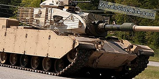 M-60 Main Battle Tank