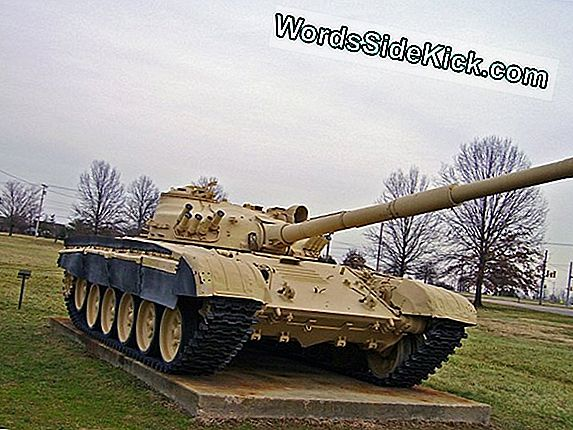 T-72 Main Battle Tank