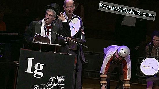 Watch Live: 2018 Ig Nobel Awards, I Aften @ 5:40 P.M. Et