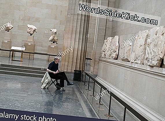 Elgin Marbles & Der Parthenon