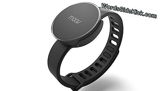 Moov Fitness Tracker Inceleme