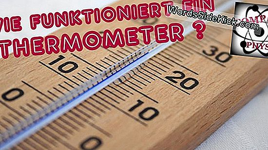 Wie Funktioniert Ein Galileo-Thermometer?