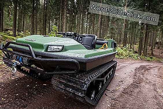 Das Ultimative All-Terrain