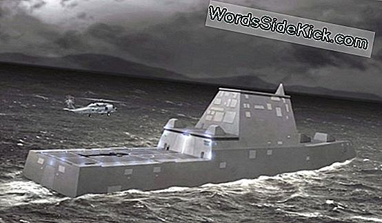 Wie Funktioniert Der Zumwalt Class Destroyer?