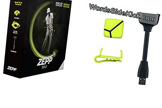 Zepp Golf Swing Analyzer: Reseña De Sports Tracker