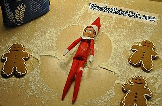 Elf On The Shelf: Cute Or Creepy?