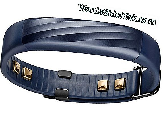 Jawbone Up: Revisión De Fitness Tracker