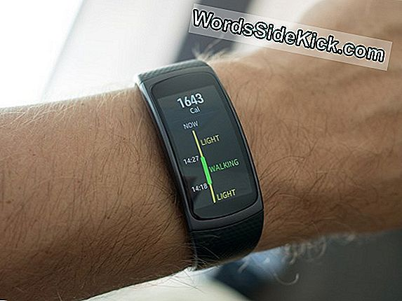 Samsung Gear Fit: Revisión De Smartwatch