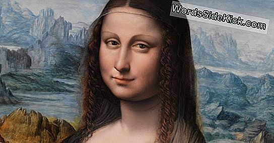 Copia Más Antigua De 'Mona Lisa' Pintada Junto A Original