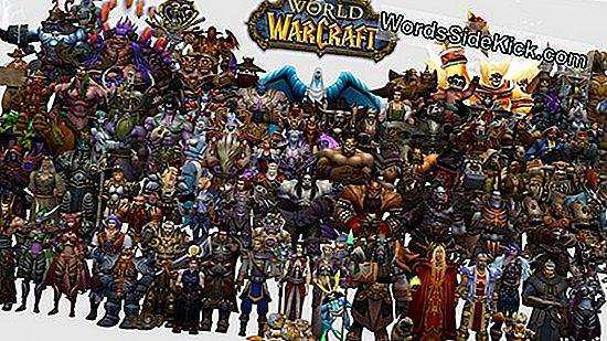 Gaming Abuelitas: 'World Of Warcraft' Aumenta Las Habilidades Cognitivas