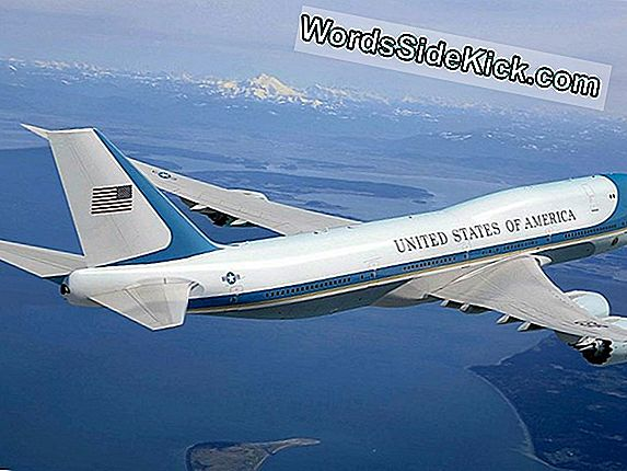 Air Force One: 8 Datos Fascinantes Sobre El Avión Del Presidente