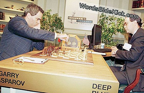 Deep Blue Contra Garry Kasparov: 20º Aniversario De Epic Chess Match