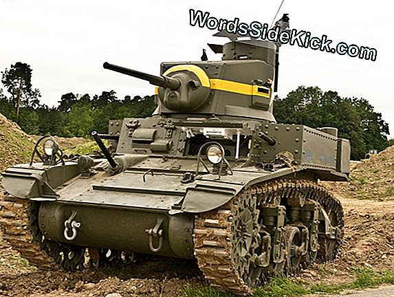 M-3 Stuart (Honey) / M-5 Light Tank
