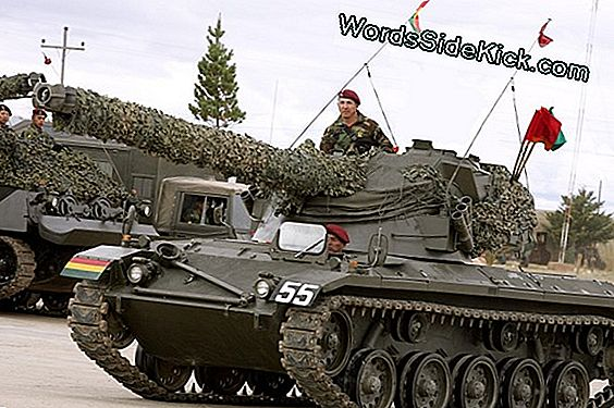 M-47 General George S. Patton Tanque Mediano