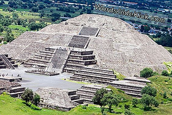 Teotihuacan: Ancient City Of Pyramids