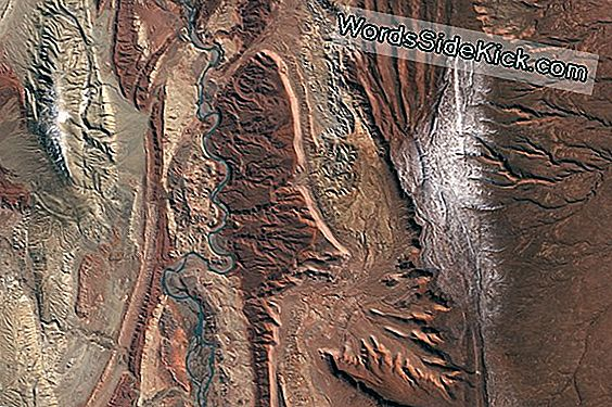 Geologic Wonder: Vaata Kosmosest Grand Canyon