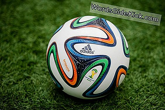 Peering Inside World Cup Brazuca Ball