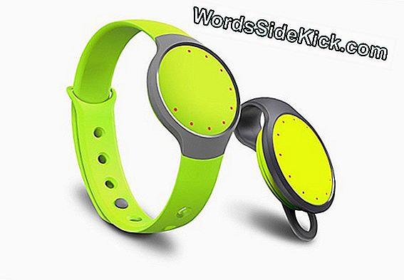 Misfit Flash: Fitness Tracker Ülevaade
