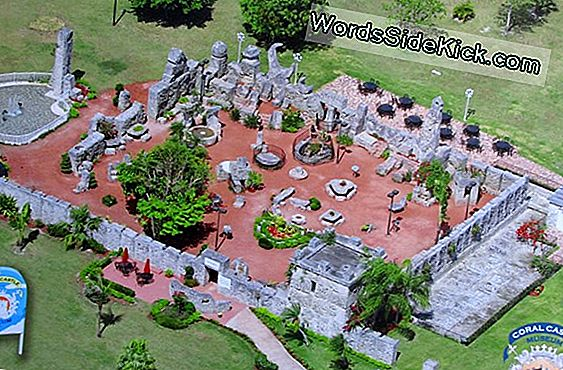 The Mysterious Coral Castle: Võluv Müüt