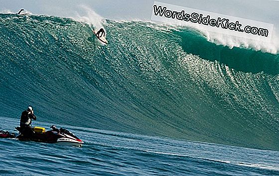 Mavericks Konkurents: Miks Surf Spot On Monster Lained