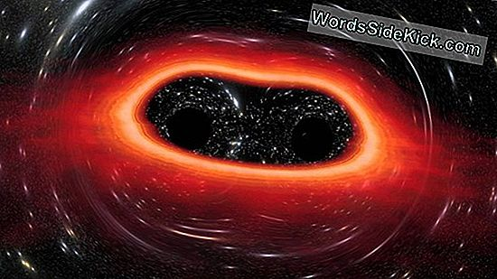 Monster Black Hole On Suurin Löydetty