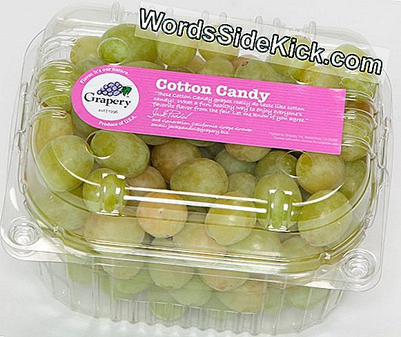 Cotton Candy Grapes: The Science Behind The Sweet, Carnival Taste