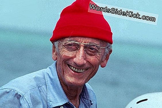 Jacques Cousteau Lapselapse: Ookeanide Uurimine On