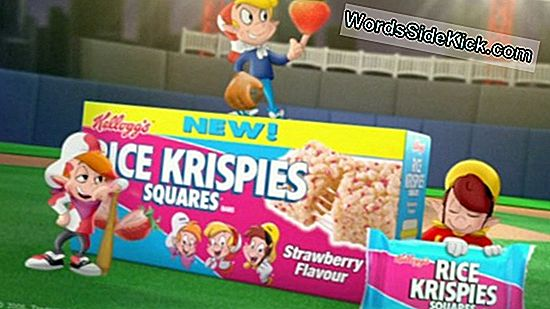 Waarom Rice Krispies Go Snap, Crackle, Pop!