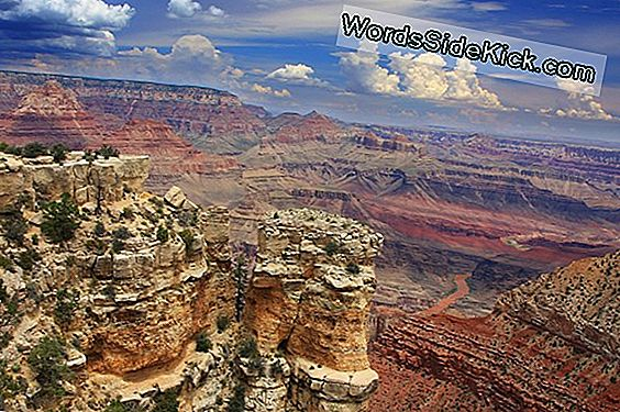 Grand Canyon Veistetty Flood? Geologi Sanoo Nro
