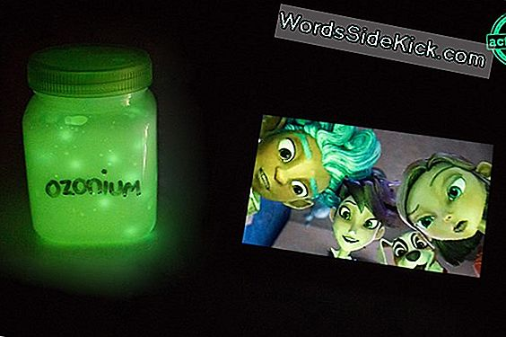 Lost Glow-In-The-Dark