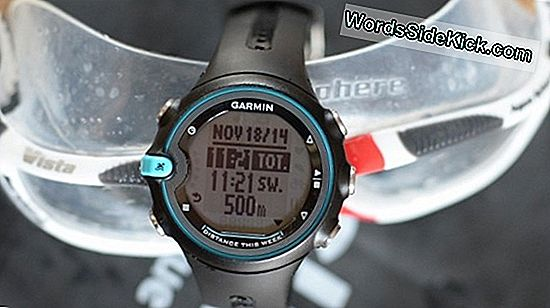Garmin Swim Review: Uinti-Tracker Watch