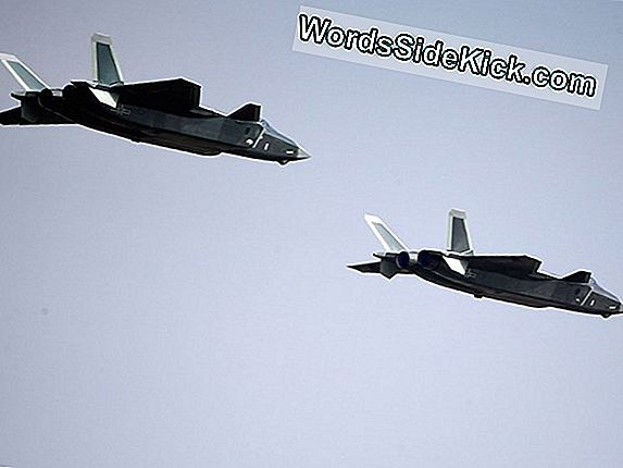 Kiinan Secretive Stealth Fighter On Lopultakin Valmis